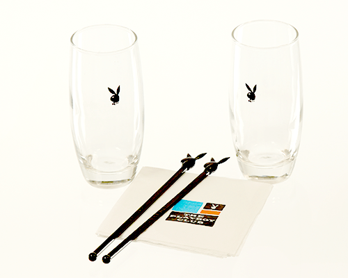 Playboy Club Cocktail set