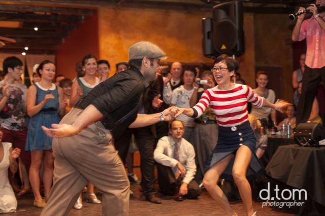 Ultimate Lindy Hop Showdown New Orelans