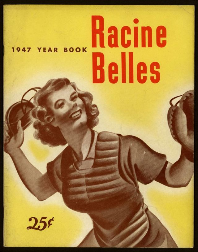 Racine Bells Women's Baseball 1947