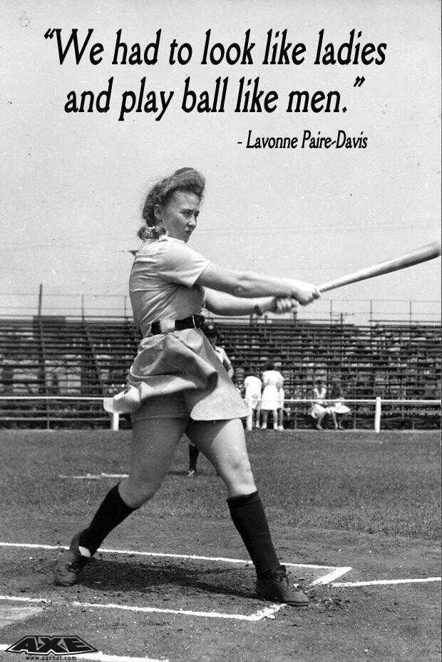 an overview of the all american girls professional baseball league The belles of baseball discusses how in the 1940s and 1950s, women broke  traditional gender barriers by playing professional baseball, boosting morale.