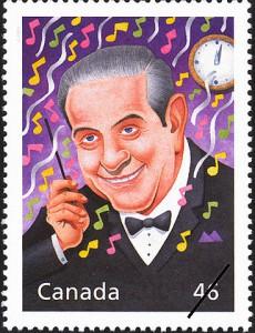 Guy Lombardo Stamp