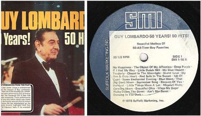 Guy Lombardo hits