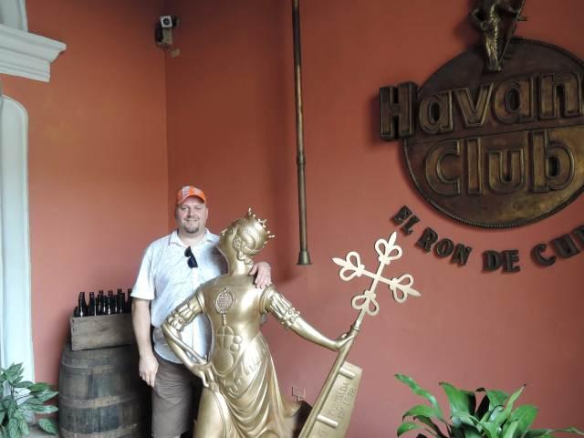 Havana Club Museum-Havana, Cuba