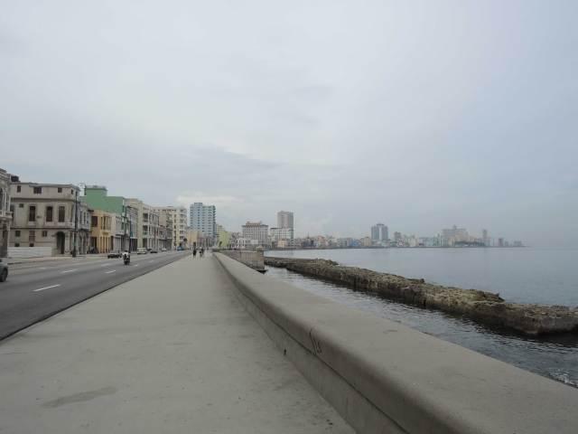 The Malecón Havana, Cuba