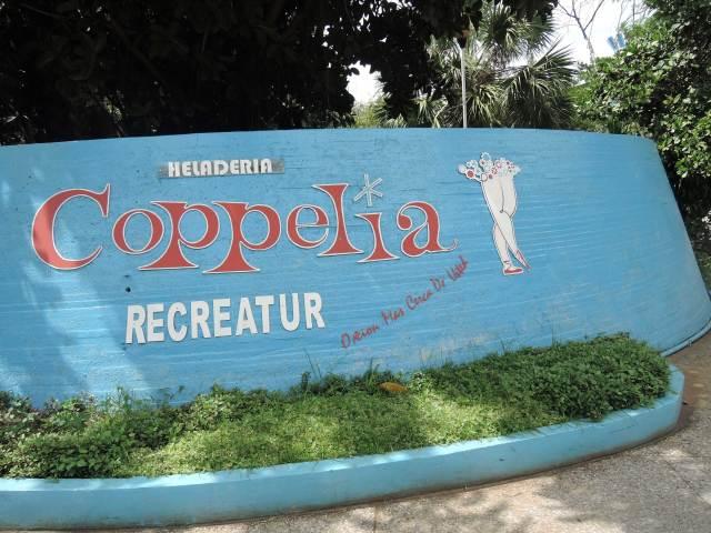 Coppelia Ice Cream Parlor Cuba
