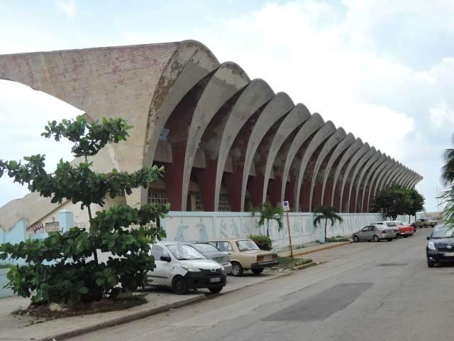 Jose Marti Parque Stadium-Havana