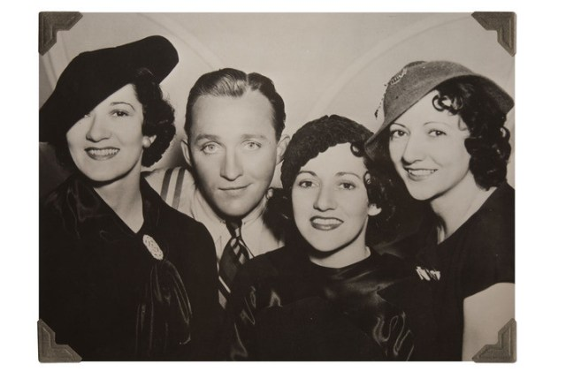 The Boswell Sisters with Bing Crosby