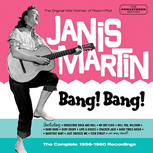 Janis Martin Bang Bang