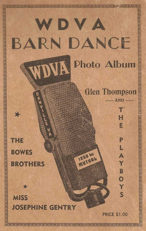 WDVA Barn Dance Danville, Virginia