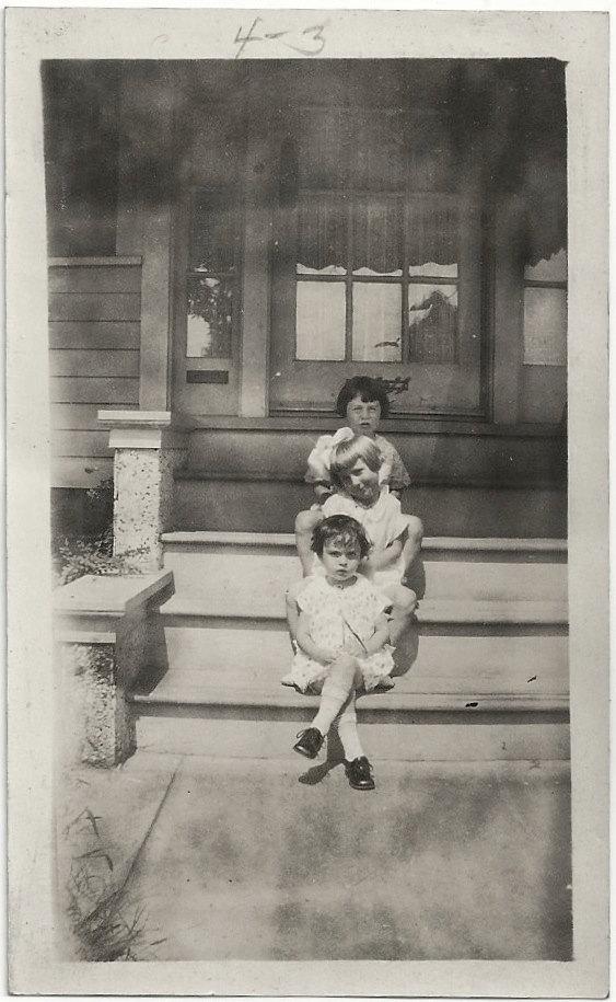 vintage children image 1920s