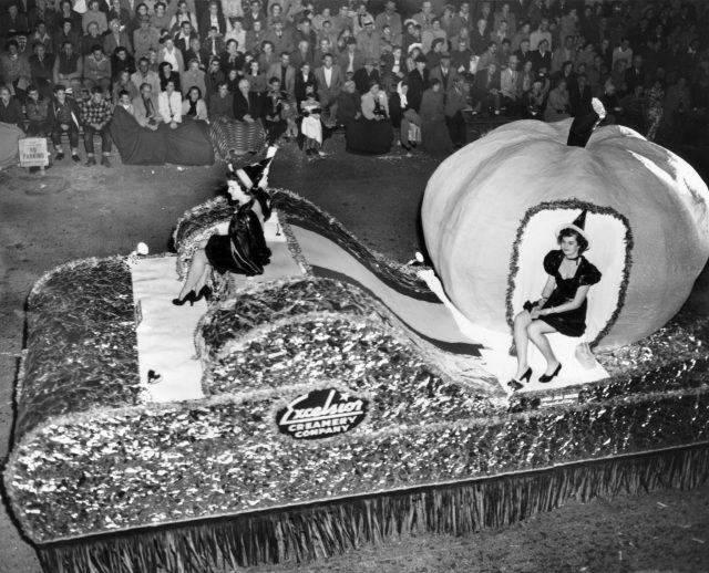 Anaheim Halloween Parade, circa 1950s