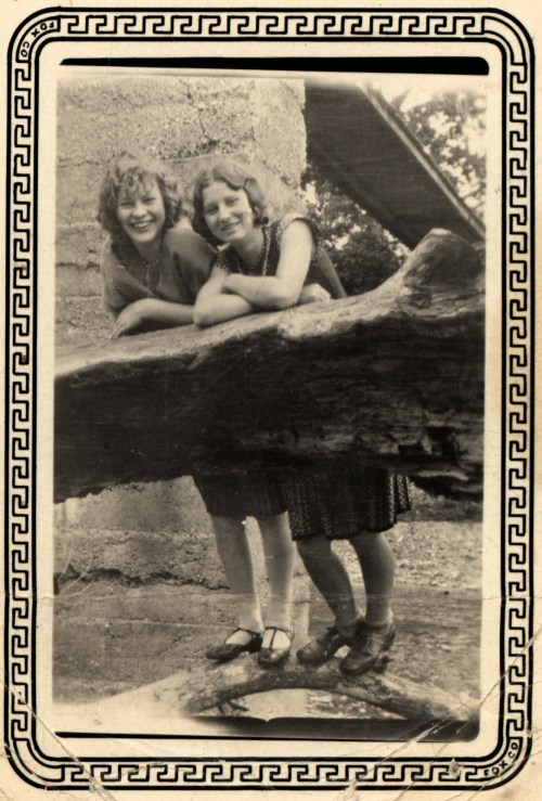 1920s Teenagers Vintage Photo