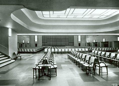 Eatons auditorium 1930s