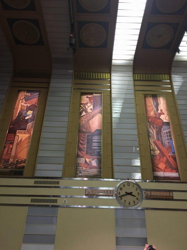 Design Exchange Art Deco Toronto