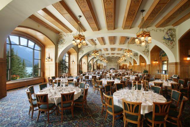 Chateau Lake Louise Ballroom