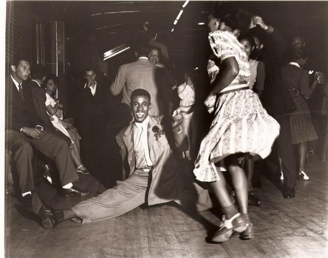 dancers at the savoy ballroom