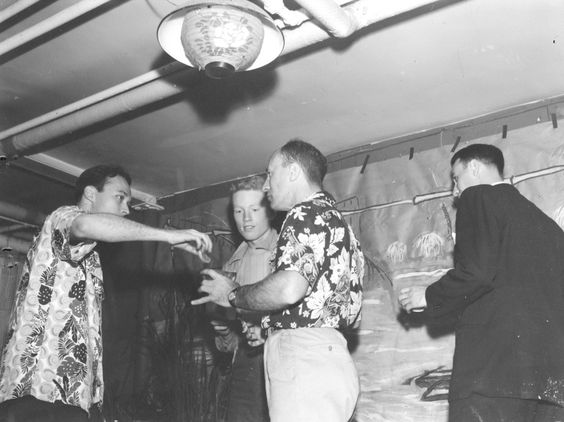 University of Chicago Archives-Hawaiian Shirts 1950's