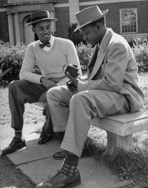 1946 Howard University students