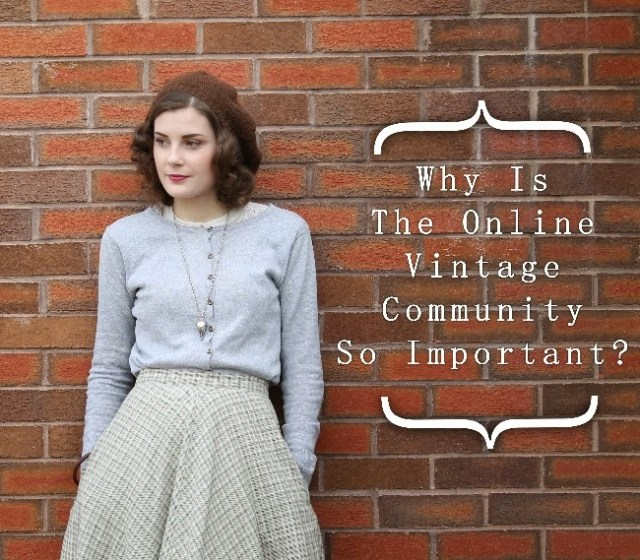 lovebirds vintage why the online vintage community is so important