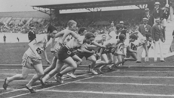 1928 800 metre summer olympics womens race