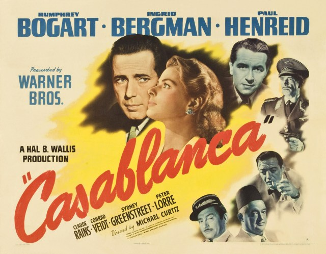Casablanca the movie