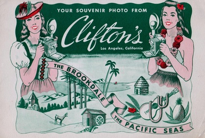 Cliftons LA 1940s