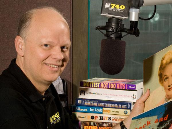 Gene Stevens Zoomer Radio Vintage Favourites Host