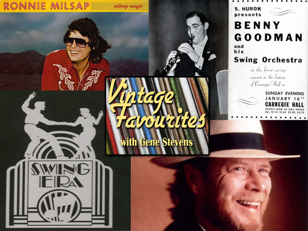vintage favourites with gene stevens swing era zoomer radio