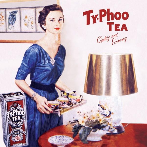 Typhoo tea vintage advertising