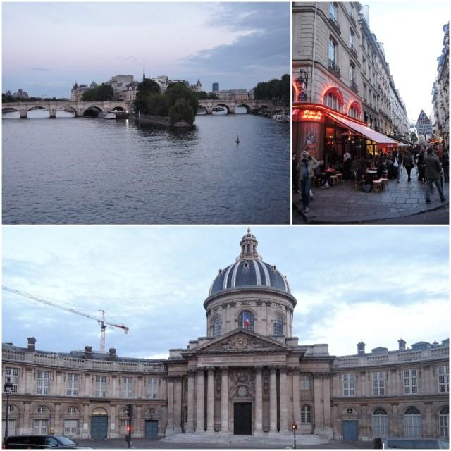 Paris France Vintage Inn Trip