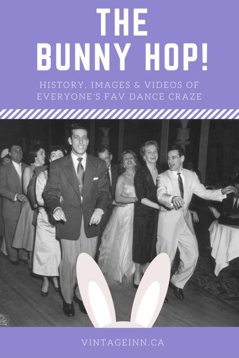 The Bunny Hop history by the vintageinn blog