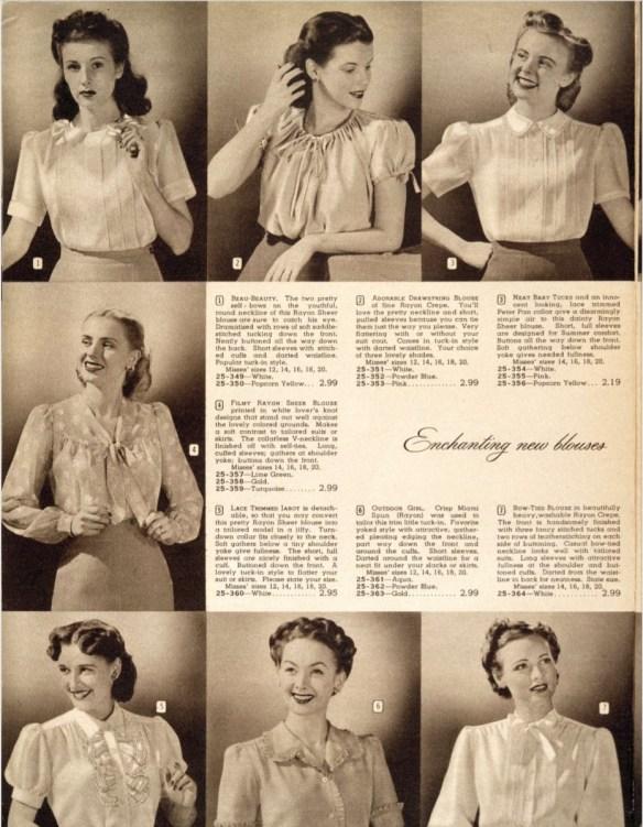 1945 Fashion Archives The Vintage Inn
