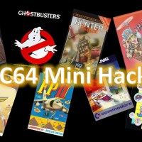 C64 Mini Hacks by Vinny Mainolfi (aka Freeze64)