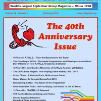 Call A.P.P.L.E - The longest running Apple user's group turns 40 and gives free special magazine