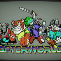Afterworld by Mattias Gustavsson, An Old Dungeon Crawler Project from 2014, May See a 2018 Release!