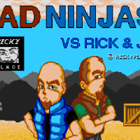 Bad Ninjas vs Rick & Joe, Amiga, Final Version Released!