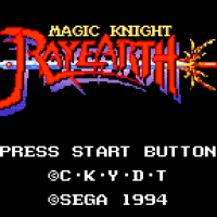 Magic Knight Rayearth on Game Gear receives English translation patch