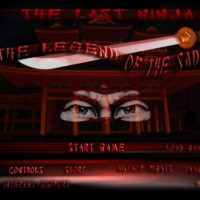 Last Ninja: The Legend of the Sade