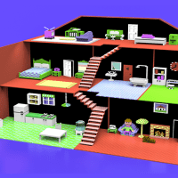 Old Skool Pixels launches 3D retro gaming art store!