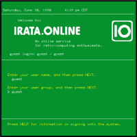 IRATA.ONLINE – A Community For Retro-Computing Enthusiasts