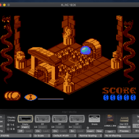 Atari800MacX 5.0.1 - MacOS Mojave's Dark mode and new images