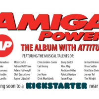 Amiga Power: The Album with Attitude coming to Kickstarter!