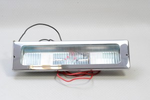 Jaguar C30887 - E-type Number Plate Lamp (Lucas 54364), NOS
