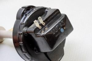 Lucas 78466A - Windscreen Washer Pump Assembly, NOS