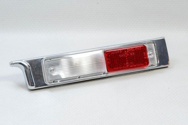 Jaguar 28344 (Lucas 54474) - Reverse Lamp Assembly (RH), NOS