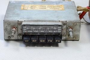 Blaupunkt Frankfurt X Series - AM/SW/FM Radio