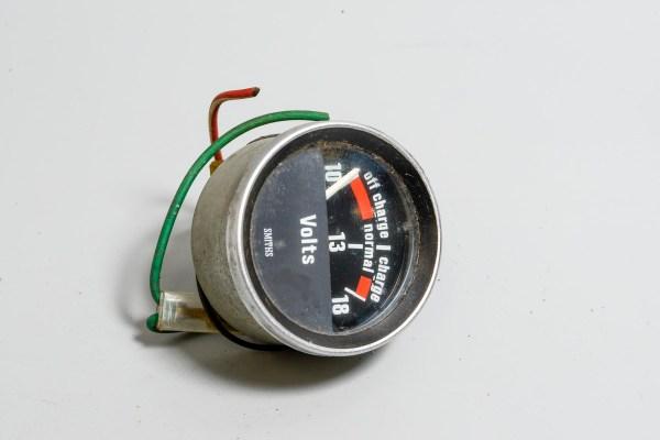 Jaguar C38543 - Smith's Ammeter