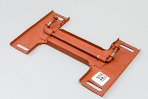 Jaguar BD20934 - E-Type Front License Plate Bracket