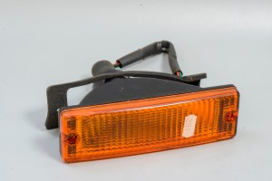 Jaguar DAC 2647 - XJS Front Flasher Lamp, NOS