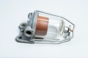 Jaguar C13681 - AC Glass Bowl Fuel Filter Assembly, NOS